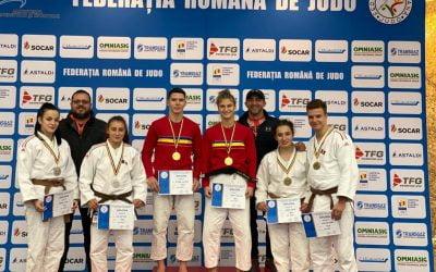 CSM Piteşti, locul 1 în clasamentul general de la campionatul naţional de judo juniori under 21