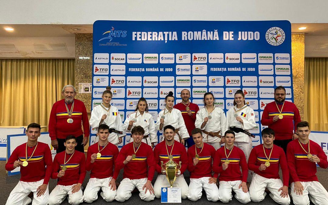CSM Piteşti a avut o nouă participare reuşită la cele două competiţii de judo