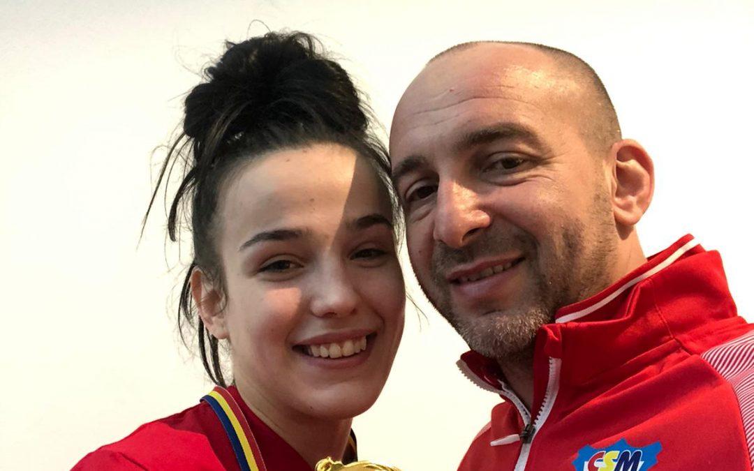 CSM Piteşti a obţinut cinci medalii, dintre care 2 de aur, la naţionalul de judo pentru cadeti-under 18