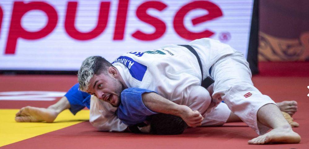 Alexandru Raicu, aur la Grand Slam Tel Aviv 2021