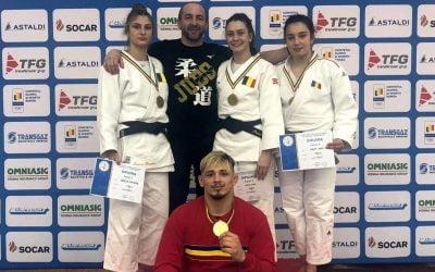 Judoka de la CSM Piteşti-FC Argeş, 8 medalii la finala campionatului naţional pentru seniori