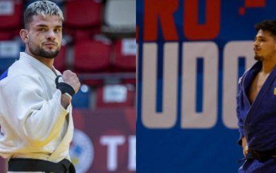 Alexandru Raicu şi Eduard Şerban vor participa la CE de judo de la Lisabona