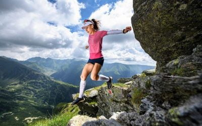 Denisa Dragomir va lua startul la Campionatul balcanic de alergare montana