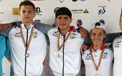 CSM Piteşti a câstigat campionatul naţional de maraton