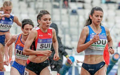 Adelina Panaet va participa la Balcaniada de atletism de la Belgrad