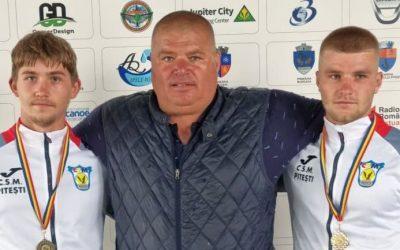 Canoiştii Victor şi Adrian Stepan vor participa la un european de maraton în Rusia